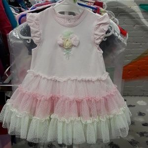 Super cute little girls dress, as 9mths
